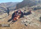 سقوط دو جوان شیرازی از ارتفاعات کوه سرخ شیراز