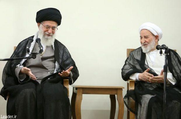 پیام تسلیت رهبر انقلاب در پی درگذشت آیت الله محمد یزدی
