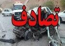 دو کشته و ۶ مصدوم در تصادف فسا