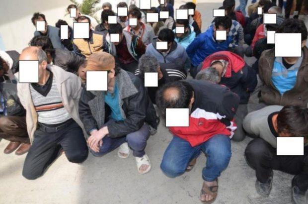 جمع آوری ۸۷ معتاد متجاهر در ممسنی