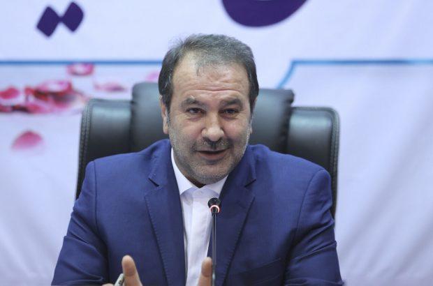 ارتباط استاندار فارس با مردم از طریق سامانه سامد