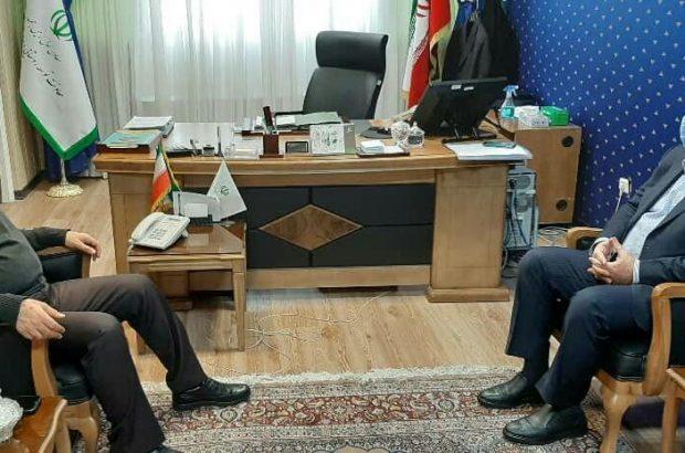 مسائل روستاهای فارس در دیدار استاندار با معاون رئیس جمهوری پیگیری شد
