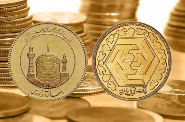 قیمت طلا و سکه در ۱۱ اردیبهشت