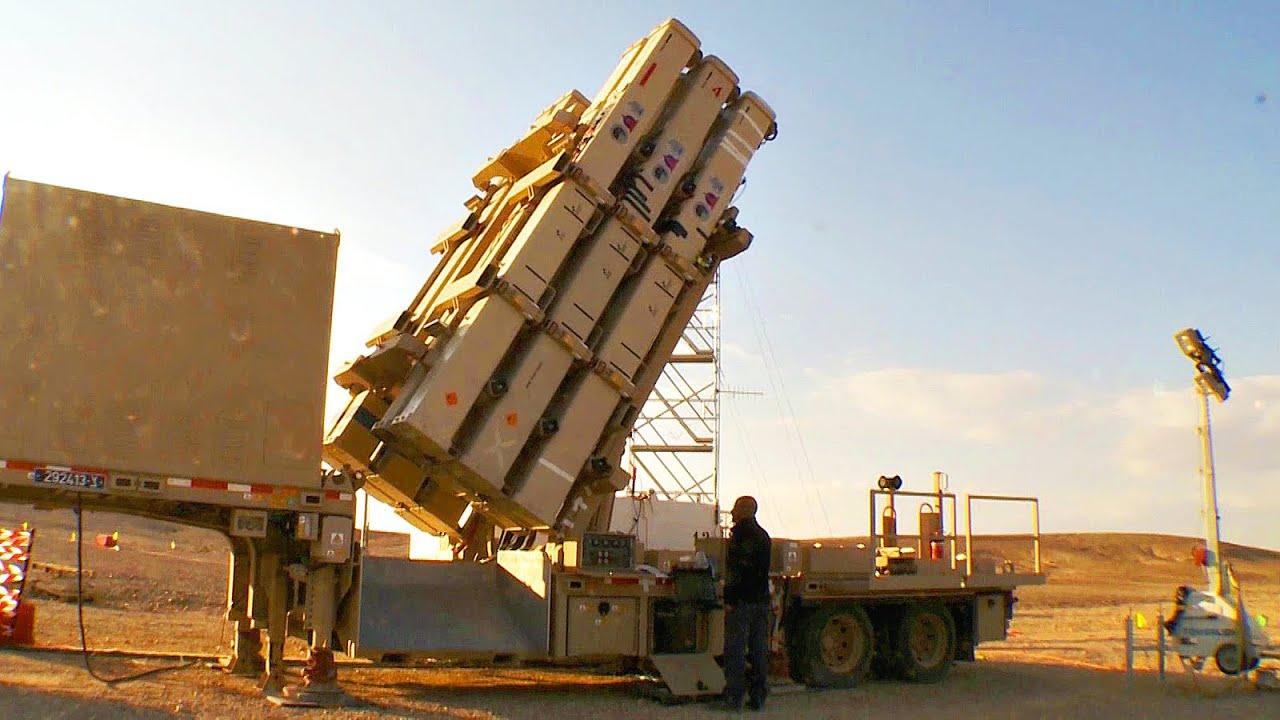 کدام یک از تاسیسات موشکی اسرائیل منفجر شد؟ + فیلم
