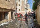 صدای مهیب انفجار از یک خانه در شیراز