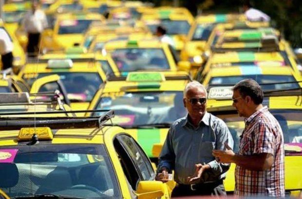 تسهیلات بلاعوض نوسازی مخازن سوخت CNG تاکسی