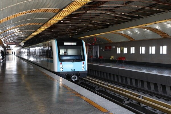 متروی شیراز فعالیت خود را از سر گرفت