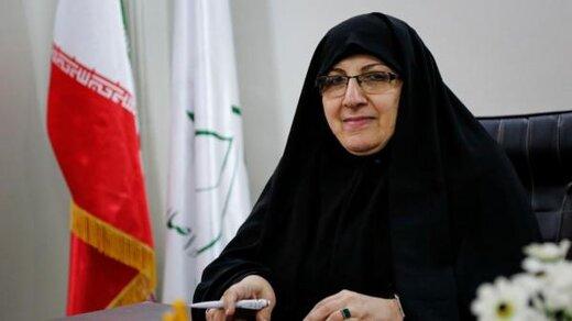 اولین کاندیدای زن انتخابات ریاست جمهوری ۱۴۰۰ رونمایی شد+گزینه های مربوط به جریان اصلاحات