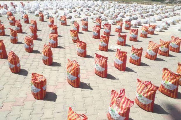 رزمایش کمک های مومنانه در سپیدان