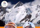هیمالیانوردان فارس بر فراز سیزدهمین کوه مرتفع جهان