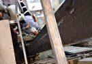 ۶ مصدوم در سقوط بالابر در شیراز