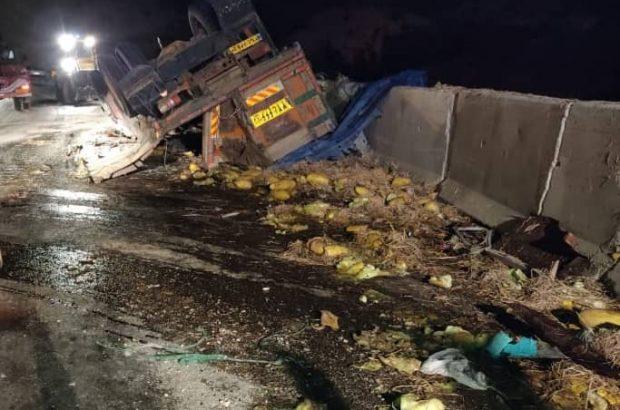 دو کشته در جاده کازرون-دشت ارژن