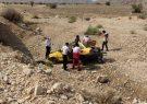 ۷ مصدوم در واژگونی پراید در جاده فیروزآباد