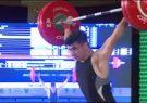 کسب سه مدال طلای جهانی وزنه برداری نوجوانان جهان توسط علیرضا عباسپور ملی پوش وزنه برداری استان فارس