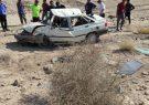 دو کشته در محور قیروکارزین به خنج